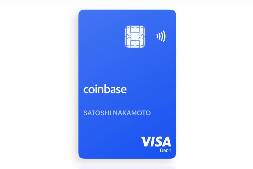 Coinbase officialise une carte de crédit pour dépenser ses Bitcoins