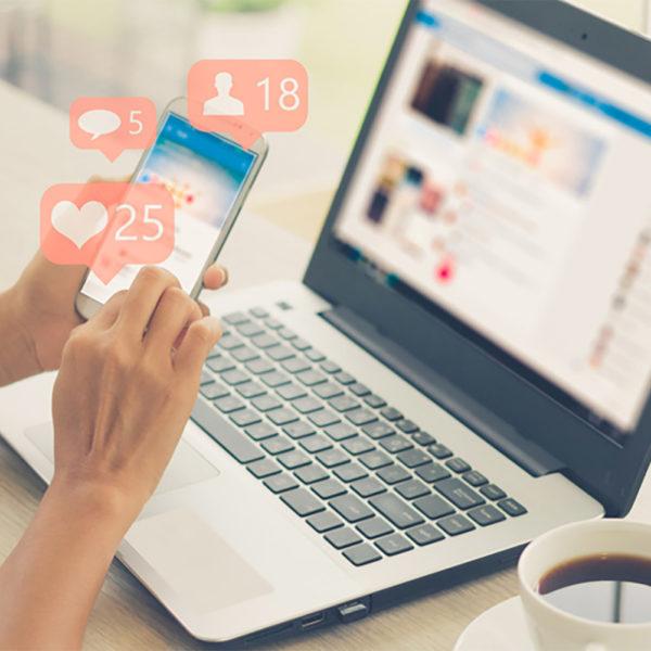 réseaux sociaux en corse, se faire connaitre